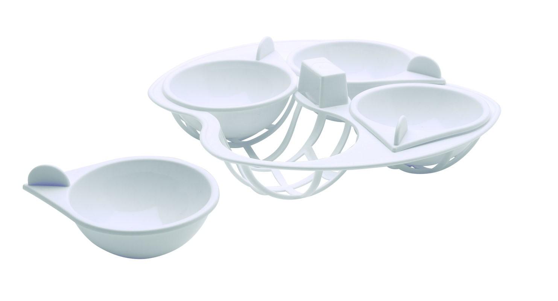 Kitchen Craft Microwave Egg Poacher