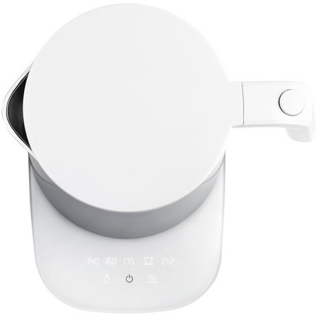 Obtain the Henckels Enfinigy Silver Cordless Pro Electric Kettle online at smithsofloughton.com