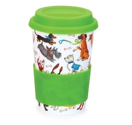 Purchase the Dunoon Travel Mug Dog Galore online at smithsofloughton.com