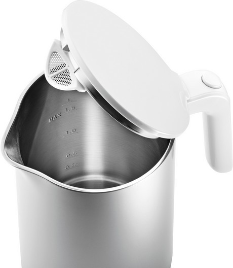 Purchase the Zwilling J A Henckels Enfinigy Silver Electric Kettle online at smithsofloughton.com