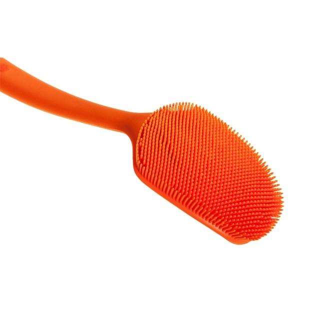 Purchse the Kuhn Rikon Kochblume Washing Up Brush Orange online at smithsofloughton.com