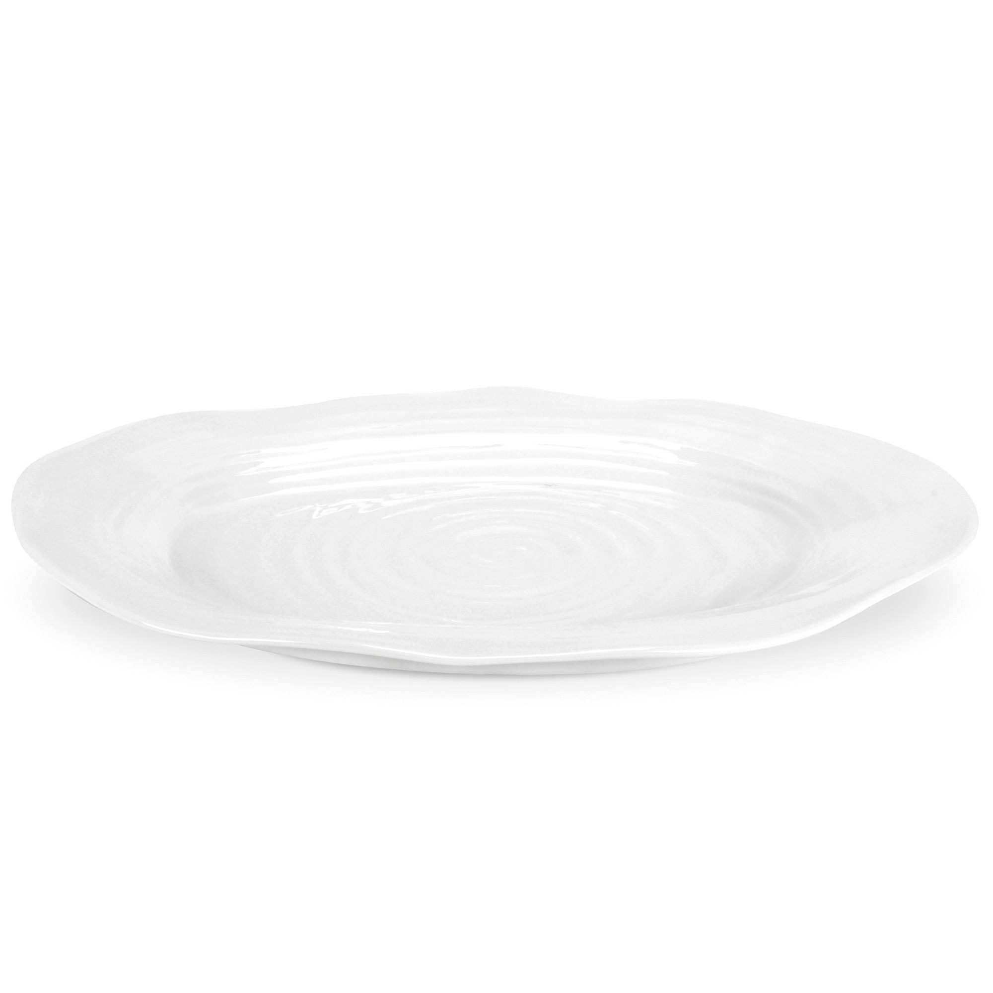 Sophie Conran Portmeirion White Large Oval Plate 43cm