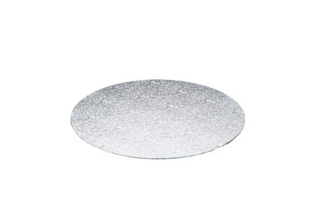 Sweetly Does It Silver 25cm Round Cake Board