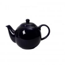 London Pottery Company Globe 4 Cup Cobalt Blue Teapot