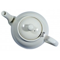 London Pottery Company Farmhouse Filter 2 Cup Ivory Teapot