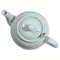 Buy London Potter Company Farmhouse Filter 6 Cup White Teapot online at smithsofloughton.com
