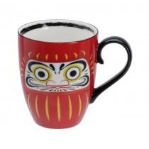 Buy the Tokyo Design Studio Daruma Face Mug online at smithsofloughton.com