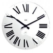 Alessi Clock Firenze White