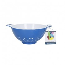 Buy Colourworks Small Blue Melamine Colander online at smithsofloughton.com
