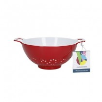 Buy Colourworks Small Red Melamine Colander online at smithsofloughton.com