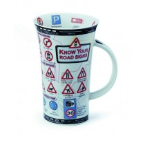 Buy Dunoon Know Your Road Sign Mug online at smithsofloughton.com