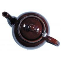 Buy London Potter Company Farmhouse Filter 2 Cup Rockingham Brown Teapot online at smithsofloughton.com