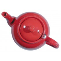 Buy London Pottery Company Farmhouse Filter 2 Cup Red Teapot online at smithsofloughton.com