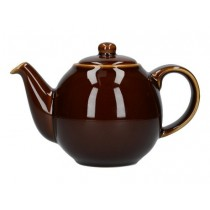 Buy London Pottery Company Globe 2 Cup Brown Teapot online at smithsofloughton.com