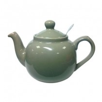 Buy London Pottery Farmhouse Filter 6 cup Teapot - Grey at Smiths of Loughton .com