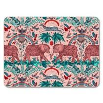 Buy the 29cm Jamida Emma J Shipley Zambezi Pink Placemat online at smithsofloughton.com