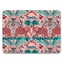 Buy the 38cm Jamida Emma J Shipley Zambezi Pink Placemat online at smithsofloughton.com