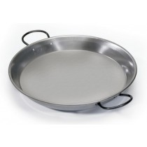 Buy the 34cm Induction paella pan online at smithsofloughton.com