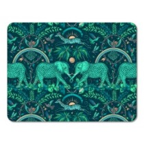 Buy the 38cm Jamida Emma J Shipley Zambezi Placemat in Teal online at smithsofloughton.com