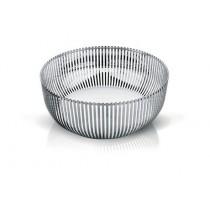 Buy the Alessi Baskets Fruit Bowl 24cm online at smithsofloughton.com