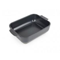 Appolia Rectangle Ceramic Baking Dish Slate 25cm