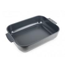 Buy the Appolia Rectangle Ceramic Baking Dish Slate 40cm online at smithsofloughton.com