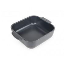 Buy the Appolia Square Ceramic Baking Dish Slate 21cm online at smithsofloughton.com