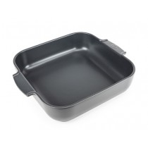 Buy the Appolia Square Ceramic Baking Dish Slate 28cm online at smithsofloughton.com