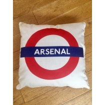 Buy the Arsenal Tube Station Cushions online at smithsofloughton.com