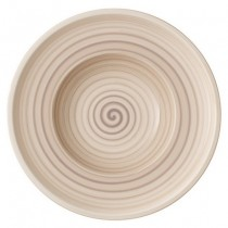 Buy the Artesano Nature Beige Deep Plate 25cm online at smithsofloughton.com
