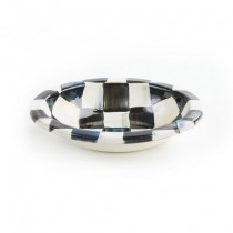 Buy the black and white soap dish online at smithsofloughton.com