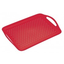 Buy the Colourworks Non-Slip Lap Tray in Red online at smithsofloughton.com