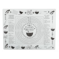 Buy the Creative Tops Bake Stir It Up Glass Large Pastry Board online at smithsofloughton.com