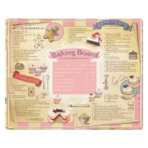 Buy the Creative Tops Baking Board Glass Work Surface Protector online at smithsofloughton.com