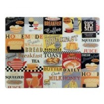Buy the Creative Tops Breakfast Work Surface Protector online at smithsofloughton.com
