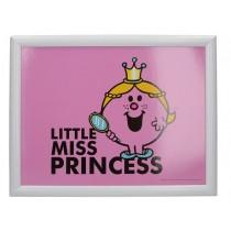 Buy the Creative Tops Mr Men Little Miss Princess Mirror Laptray online at smithsofloughton.com