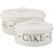 Buy the Creative Tops Stir It Up Set Of 2 Cake Tins online at smithsofloughton.com