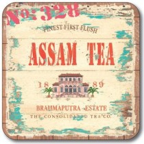 Buy the Customworks Assam Tea Drinks Coaster online at smithsofloughton.com