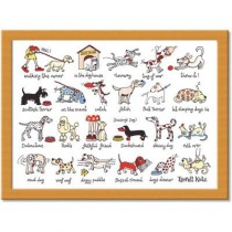 Buy the Dogs Cushion Lap Tray online at smithsofloughton.com