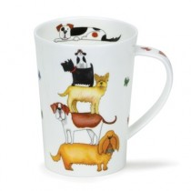 Buy the Dunoon Argyll Mug High Rise Dogs online at smithsofloughton.com
