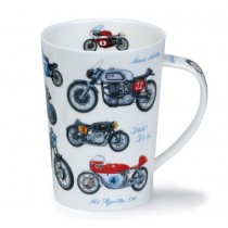 Buy the Dunoon Argyll Mug Motorsport Bikes 500ml online at smithsofloughton.com
