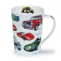Buy the Dunoon Argyll Mug Motorsport Cars 500ml online at smithsofloughton.com
