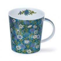 Buy the Dunoon Blue Ophelia mug online at smithsofloughton.com