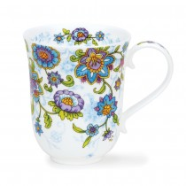 Buy the Dunoon Braemar Mug Virginia Blue online at smithsofloughton.com