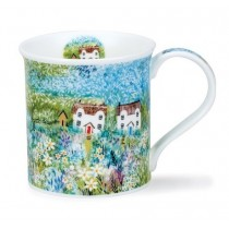 Buy the Dunoon Bute Mug Thatched Cottages online at smithsofloughton.com