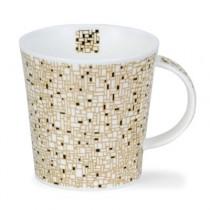 Buy the Dunoon Cairngom Luxor Geometric Mug online at smithsofloughton.com