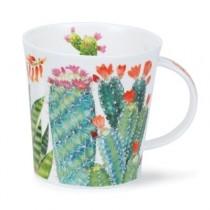 Buy the Dunoon Cairngom Mug Cacti Multi online at smithsofloughton.com