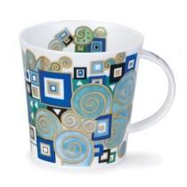 Buy the Dunoon Cairngom Mug Fantastico Blue online at smithsofloughton.com