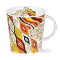 Buy the Dunoon Cairngom Mug Fantastico Orange online at smithsofloughton.com