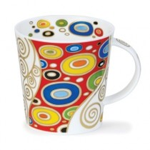 Buy the Dunoon Cairngom Mug Fantastico Red online at smithsofloughton.com